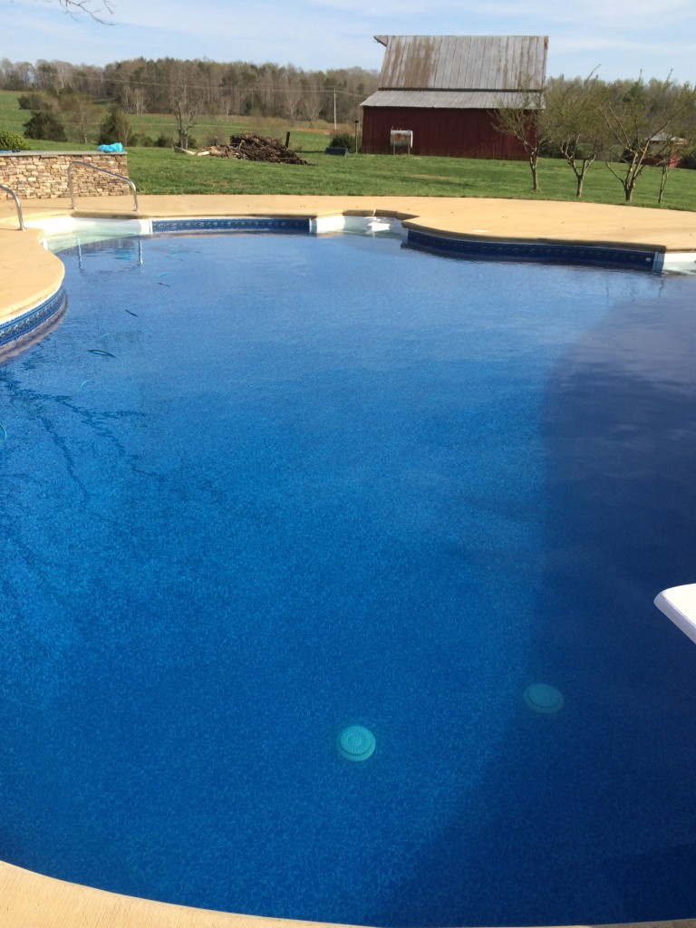 2014 Pool Opening Day